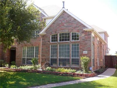 Frisco Residential Lease For Lease: 11349 Fountainbridge Drive