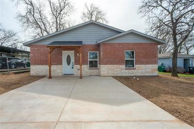 Denton Single Family Home For Sale: 1012 E Oak Street
