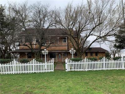 Cedar Hill Single Family Home For Sale: 585 Tar Road