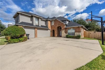 Single Family Home For Sale: 8300 Big Horn Way
