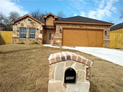 Fort Worth Single Family Home For Sale: 3425 N Harding Street
