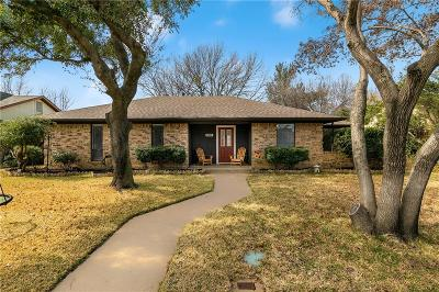 Lewisville Single Family Home For Sale: 2140 Robin Road
