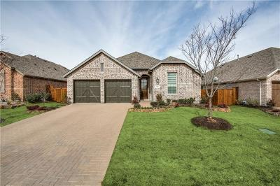Collin County Single Family Home For Sale: 1590 Star Creek Drive