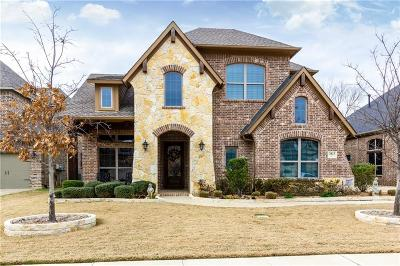 Highland Village Single Family Home For Sale: 2813 Spring Hollow Court