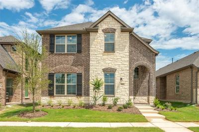 Mckinney Single Family Home For Sale: 5404 Tuskegee Trail