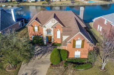 Coppell Single Family Home For Sale: 311 Cove Drive