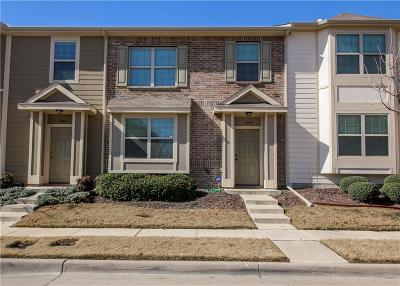 Fort Worth Townhouse For Sale: 3000 Peyton Brook Drive