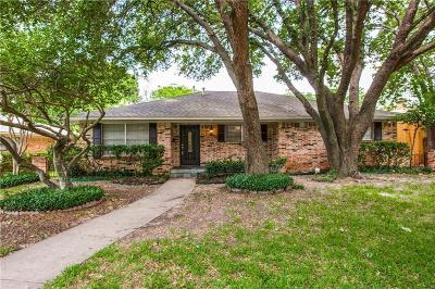 Dallas Single Family Home For Sale: 5625 Hillcroft Street