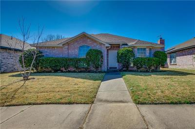 Mesquite Single Family Home For Sale: 1433 Cool Springs Drive