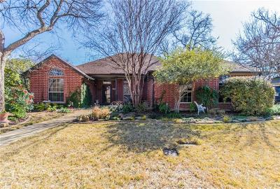 Azle Single Family Home Active Option Contract: 100 Ty Lane