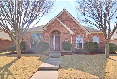 Garland Single Family Home For Sale: 910 Arbor Gate Drive