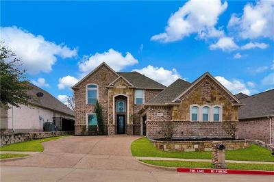 Benbrook Single Family Home For Sale: 4836 Ridge Circle