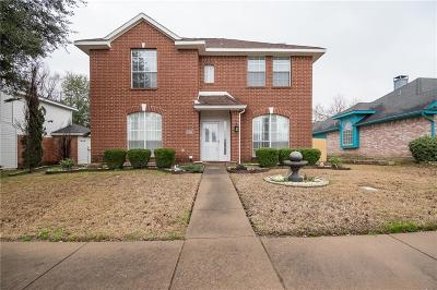 Garland Single Family Home Active Option Contract: 2310 Sword Drive