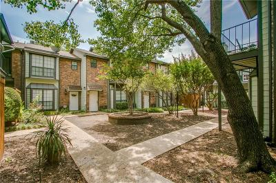 Dallas Single Family Home For Sale: 3904 Rawlins Street #112