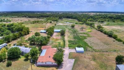 Kaufman Single Family Home For Sale: 1622 Frierson Road