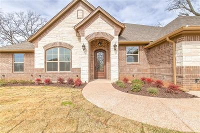 Granbury Single Family Home For Sale: 1015 Anna Circle