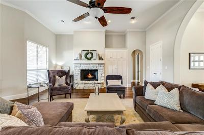 Fort Worth Single Family Home Active Option Contract: 4208 Oak Park Court