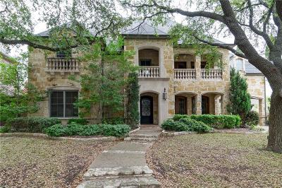 Dallas County Single Family Home For Sale: 6561 Vanderbilt Avenue