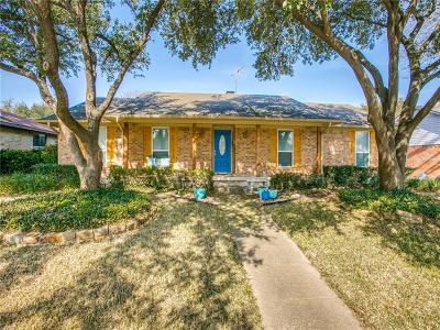 Dallas Single Family Home For Sale: 7733 La Manga Drive
