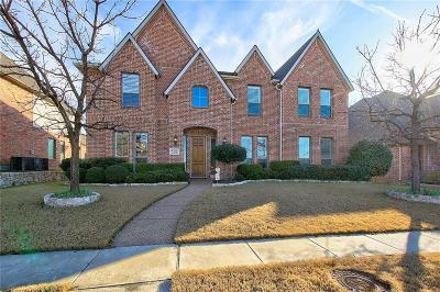 Carrollton Single Family Home For Sale: 1616 Flowers Drive