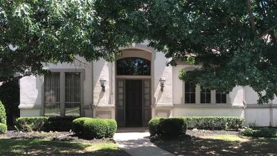 Colleyville Single Family Home For Sale: 6300 Remington Parkway