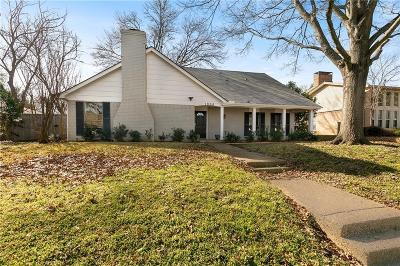 Plano Single Family Home For Sale: 1808 Pleasant Valley Drive
