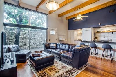 Fort Worth Townhouse Active Option Contract: 4500 Westridge Avenue #15