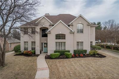McKinney Single Family Home For Sale: 3005 Normandy Drive
