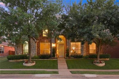 Frisco Single Family Home For Sale: 4163 N Peace Drive