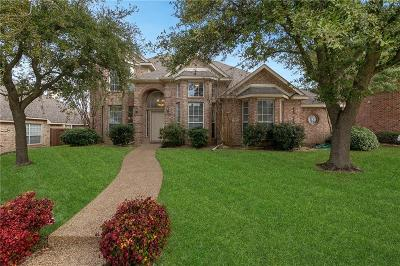 Rockwall Single Family Home For Sale: 940 Shores Boulevard