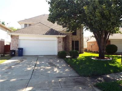 Keller Single Family Home For Sale: 2127 Rim Rock Drive