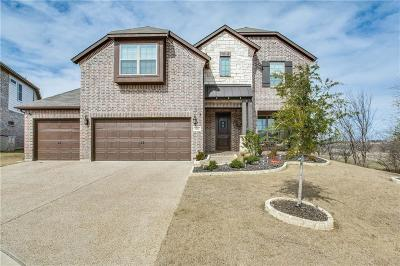 Fort Worth TX Single Family Home For Sale: $369,900