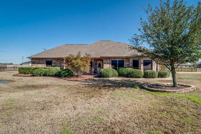 Waxahachie Single Family Home For Sale: 1009 Westminister Drive