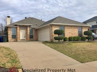 Carrollton Residential Lease For Lease: 1853 Carver Drive