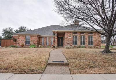 Plano Single Family Home Active Option Contract: 3500 Steven Drive