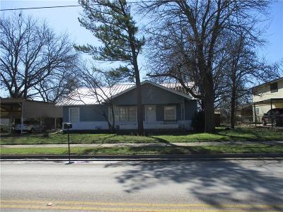 Eastland TX Single Family Home For Sale: $82,000