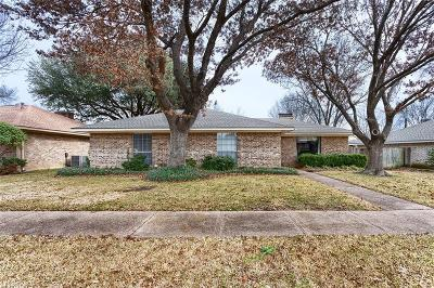 McKinney Single Family Home Active Option Contract: 208 Northwood Drive