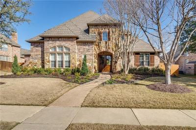 Flower Mound Single Family Home Active Option Contract: 5118 Balmoral Lane