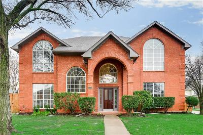 Flower Mound Single Family Home For Sale: 3333 Druid Way