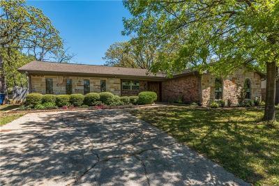 Denison Single Family Home For Sale: 814 Cortez Street