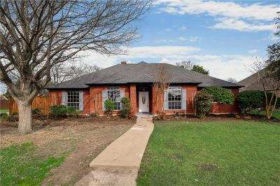 Carrollton Single Family Home For Sale: 2101 Antibes Drive