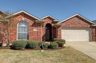 Little Elm Single Family Home For Sale: 14536 Crystal Lake Drive