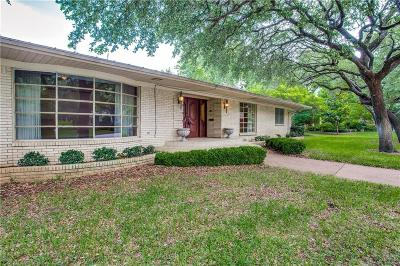 Fort Worth Single Family Home For Sale: 3801 Trails Edge Road