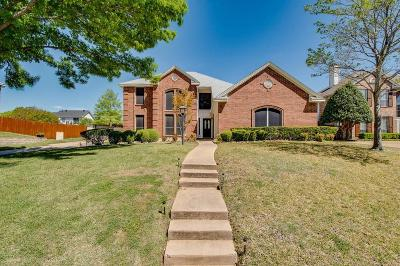 Carrollton Single Family Home For Sale: 1404 W Peters Colony Road