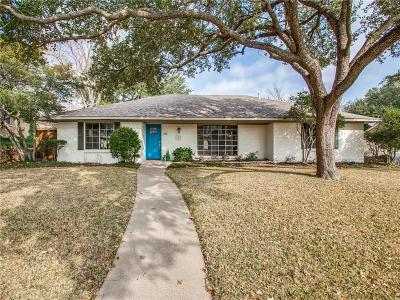 Richardson TX Single Family Home For Sale: $549,000