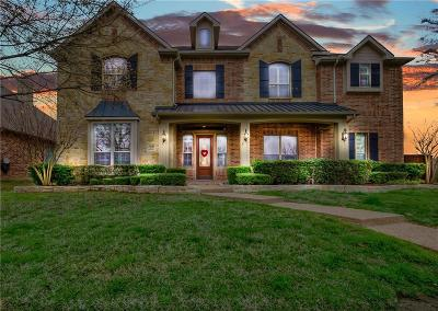 Collin County Single Family Home For Sale: 6595 Kiest Forest Drive