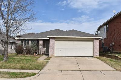 Fort Worth Single Family Home For Sale: 1733 Rialto Way