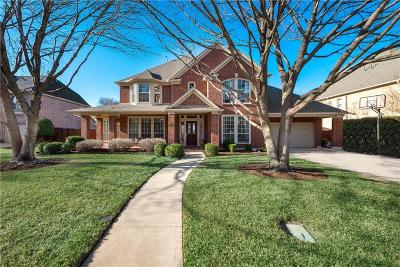 Mckinney Single Family Home Active Option Contract: 1400 Carnoustie Drive