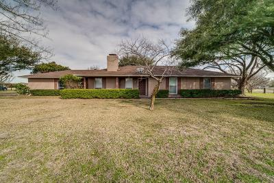 Midlothian Single Family Home For Sale: 6261 W Highland Road