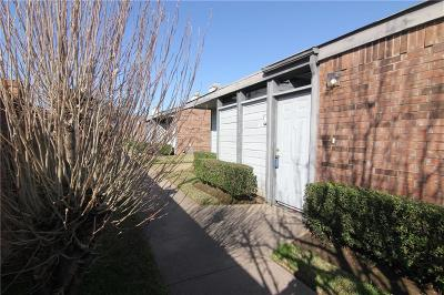 Hurst, Euless, Bedford Condo Active Option Contract: 628 Bellaire Drive #A